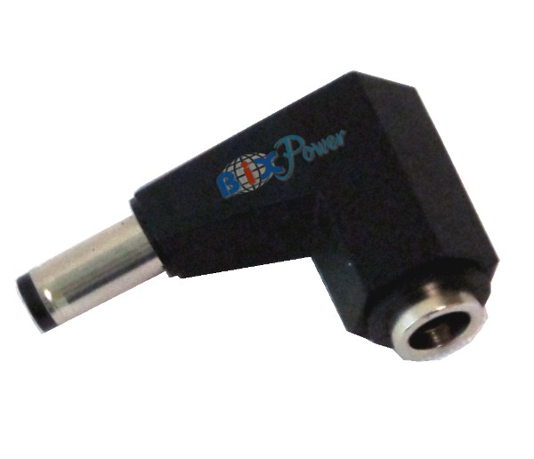 DC Power Connector Plug Tip G21 (5.5x2.1mm Male /4.0 x 1.7mm Female)