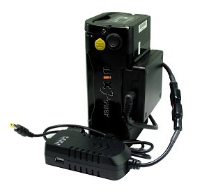 Super High Capacity (288 Watt-hour) Multi Output Voltages ( 12V ~ 24V) Rechargeable Battery Power Pack - MP330DC