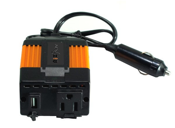12V ( 10V ~ 17V)  DC to 110V AC 155W  Modified Sine Wave Power Inverter