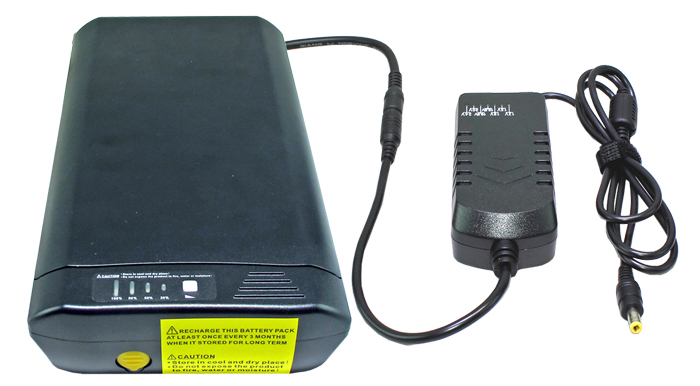 Super  Large  Capacity (300Wh)  Rechargeable Multi Output Voltages Battery Pack - BiXPower- MP300