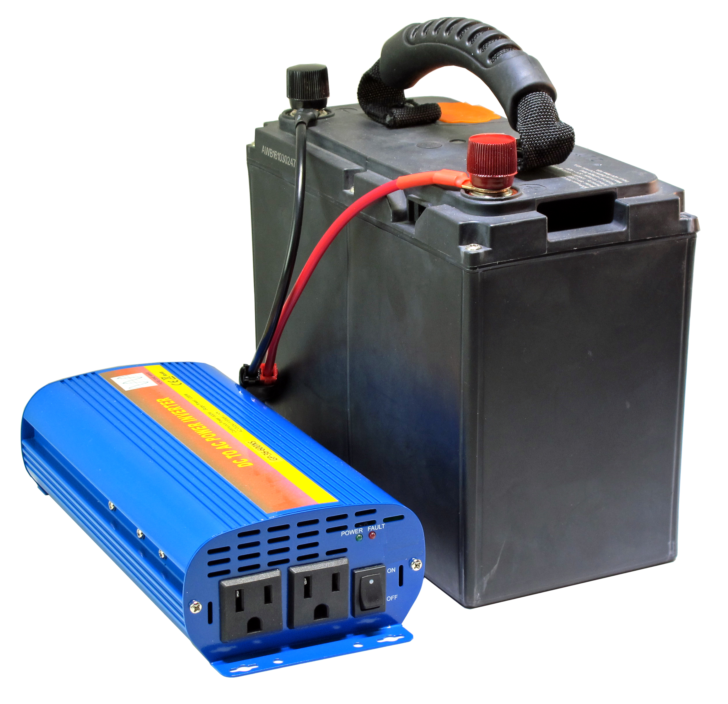 110V Portable  AC Power Station XP1500 - Super High Capacity 1044Wh Battery with 500W Pure Sine Wave 110V AC Inverter